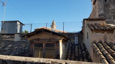 Dachterrasse Posada Terra Santa Palma