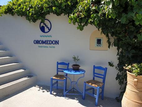 Oromedon Zia