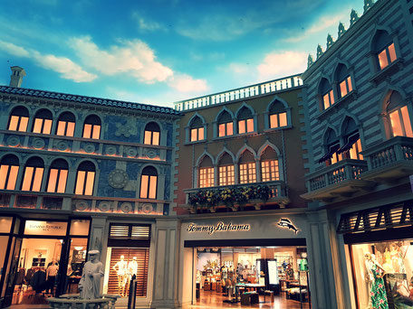 im Venetian Hotel