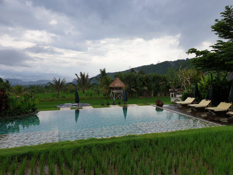 Sanak Retreat allgemeiner Pool