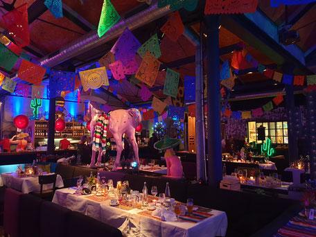 Bullerei Silvester Fiesta Mexicana