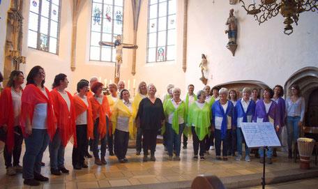 Das Herbstkonzert war der Auftakt zum Jubiläumskonzert im Mai 2020!