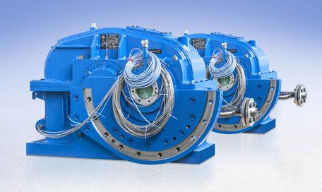 2 Getriebe der Getriebetechnik Dessau GmbH