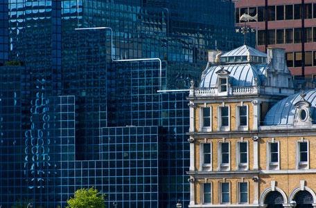 Architekturdetail 1, London