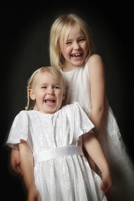 Portrait Fiona und Zerina