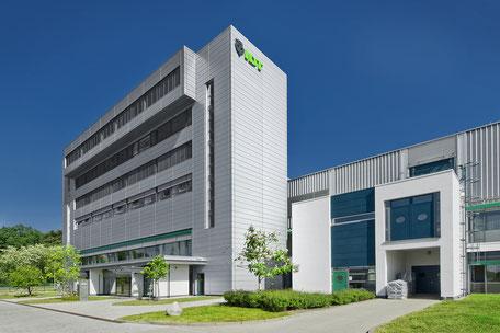 Architekturdetail 8, IDT Impfstoffwerk Dessau-Tornau
