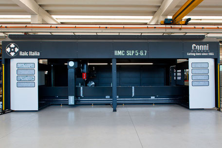 Centro di lavoro RMC SLP 5-6.7 - Machining center RMC SLP 5-6.7
