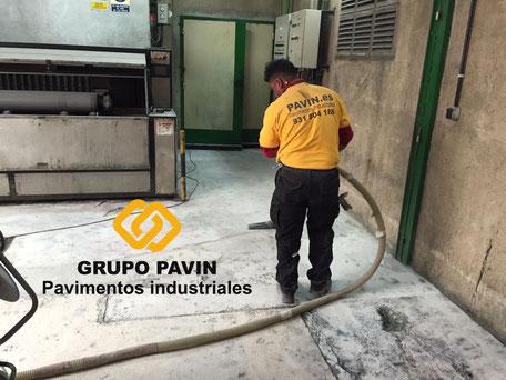 GRUPO PAVIN - Pavimentos Industriales | Pavimentos para caterings