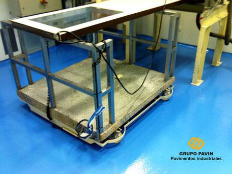 gRUPO PAVIN - Suelos y pavimentos industriales | Pavimentos para el mundo sanitario