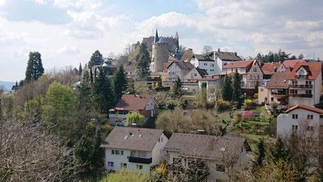 Lindenfels im Odenwald