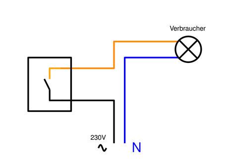 einbau austausch sprachgesteuerter lichtschalter sls6e. Black Bedroom Furniture Sets. Home Design Ideas