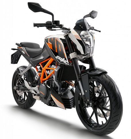 KTM Duke 390 Service Repair Manual