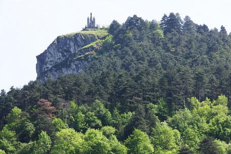 Credit Sarda, Saint-Stapin, rando Dourgne, randonnée Montagne Noire, coucher de soleil, point de vue, office de tourisme Terres d'Autan, que faire à Dourgne, Pays de Cocagne, balade en famille
