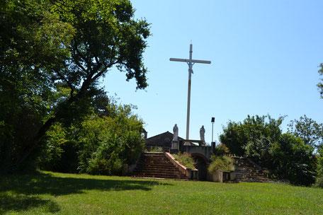 Balade du Calvaire d'Aguts en Pays de Cocagne, que faire à Puylaurens, que faire à Dourgne, balade, randonnée, nature