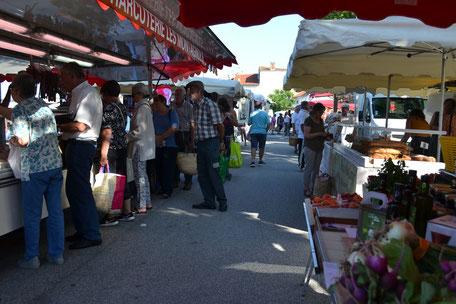 Marché de Puylaurens, producteurs locaux, Pays de Cocagne, que voir à Puylaurens, que voir à Dourgne, terroir