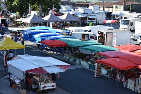 Marché de Puylaurens, producteurs locaux, Pays de Cocagne, que voir à Puylaurens, que voir à Dourgne
