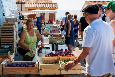 Tarn Tourisme, Marché de Puylaurens, producteurs locaux, Pays de Cocagne, produits du Sud, que voir à Puylaurens, que voir à Dourgne