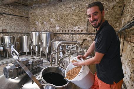 Brasserie Korma, bières Soual, bières artisanales, boire un verre en Pays de Cocagne, Tarn, proche de Castres, office de tourisme, Terres d'Autan