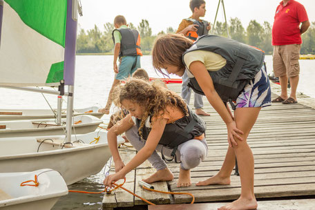 Tarn Tourisme, Base de loisirs les Étangs de Cambounet-sur-le-Sor, cours de voile, dicosa, canoe, paddle, vtt, pêche, que faire à Puylaurens, que faire à Dourgne, Castres, Tarn, famille,  jeux pour enfants