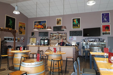 Vin'cep't Soual, bar Soual, boire un verre Pays de Cocagne, Tapas Soual, Cave Soual, office de tourisme, Terres d'Autan, Tarn