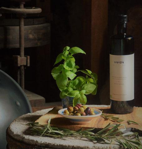 VIRIDI Olivenöl Klassik