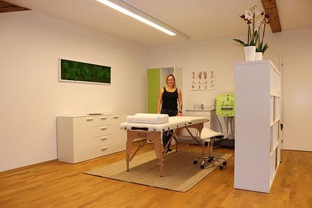 Colon-Hydro-Therapie Aarau, BauchWohl Praxis für ein gutes Bauchgefühl, Angela Jordan