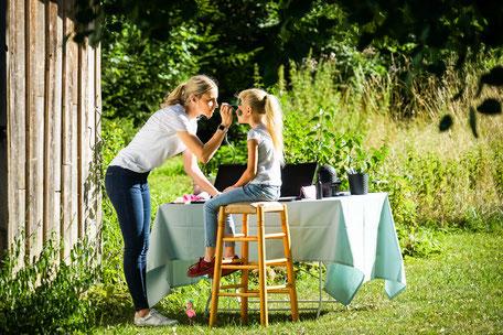Kinderschminken in Landshut und Umgebung
