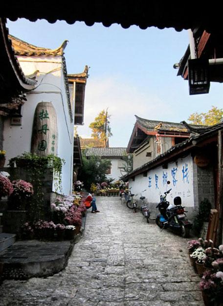 Lijiang Old Town, Altstadt Lijiang