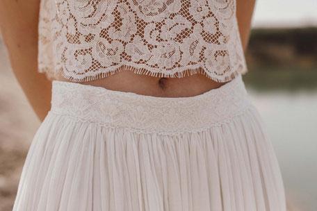 Brautkleider aus Baumwolle - fair und öko