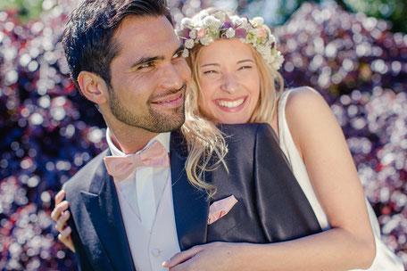 Seiden-Fliege für den Bräutigam