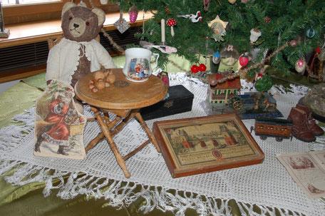 Weihnachtsbäume - Weihnachtskinderträume