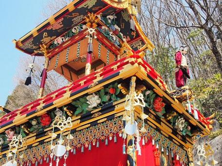 400年かかって融合・熟成した文化が飛騨の地で定着している