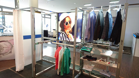 proFAIRssional® Messesystem von Schweden Display