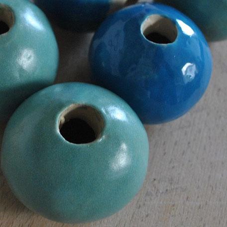 Deckend Glasur - Töpfern - glasieren