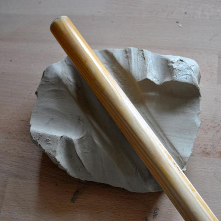 Osteranhänger töpfern Geschenkidee aus Keramik