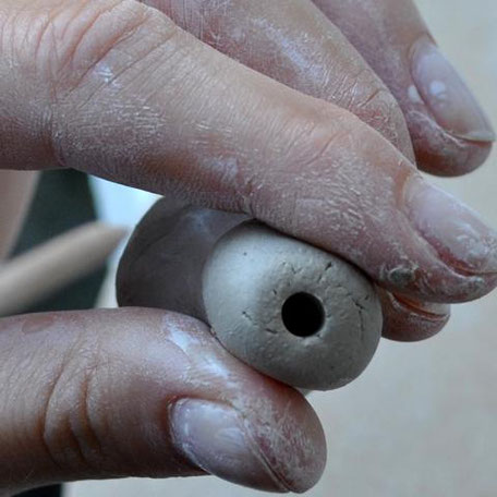 Pilze aus Keramik - Anleitung zum Selbermachen