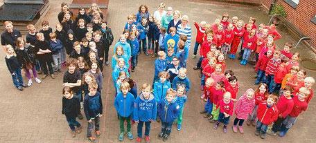 100 Jahre Grundschule Wechloy (2014)