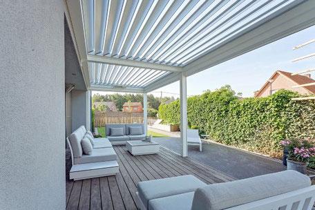 terrasoverkapping, veranda, zonweerder, tuinoverkapping, overkapping, zonwering buiten, zonwering haarlemmermeer, zonwering haarlem, pergola, zonwering horeca