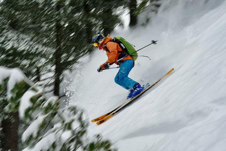 Mountain Spirit - Skischule Muenchen Tiefschnee - Freeride Team 2019