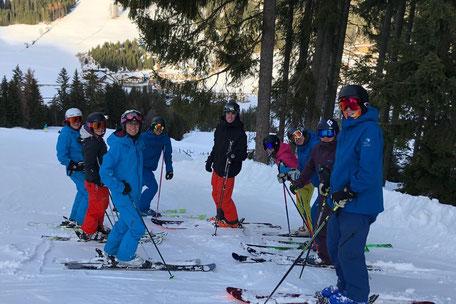 Skilehrer Team 2018 Skischule Muenchen - Mountain Spirit