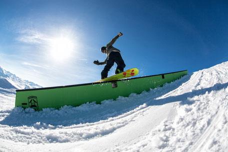 Snowboardkurse Teens 13 - 18 Jahre, Snowboardschule München