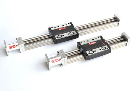 BALL SCREW ACTUATORS