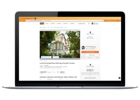 Immobilienscout24.de Angebot / MFH-Immo