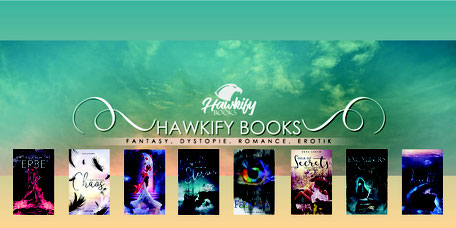 Bücher - unsere Talawah und Hawkify Werke
