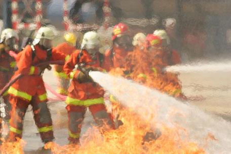 Dräger Feuerwehr Übungsanlage Bangkok