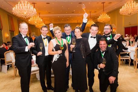 2016 Grand Chapitre BERLIN – Diner