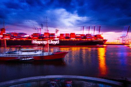 Hamburg Neumühlen, Hapag-Lloyd LeverkusenExpress