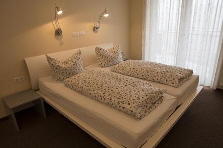 Schlafzimmer FeWo Nr. 20