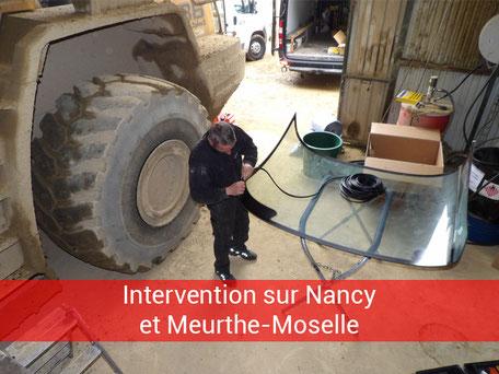 Votre spécialiste du pare-brise à Nancy et en Meurthe-Moselle