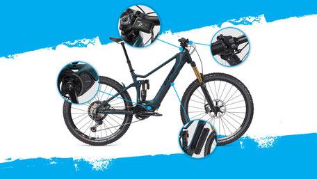 Shimano stellt neuen e-Bike Motor EP8 vor